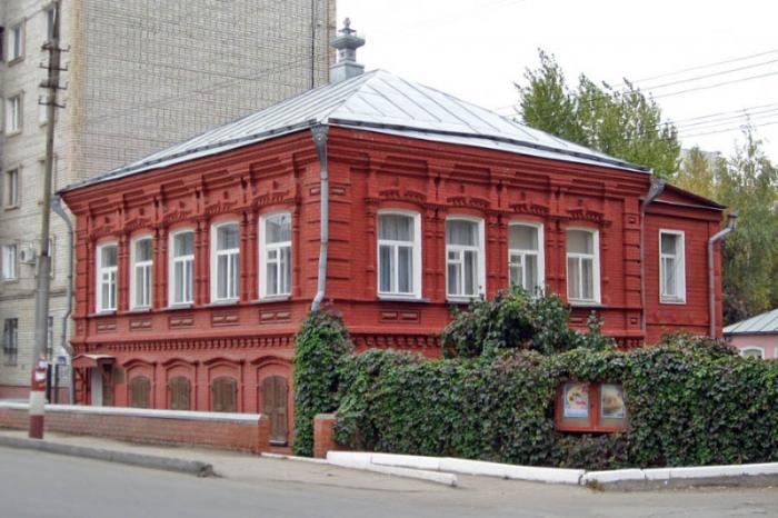 Музей Льва Кассиля, Энгельс