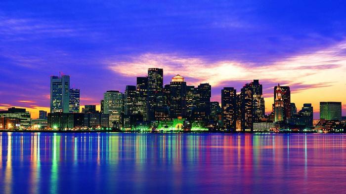 Отдых в Бостоне