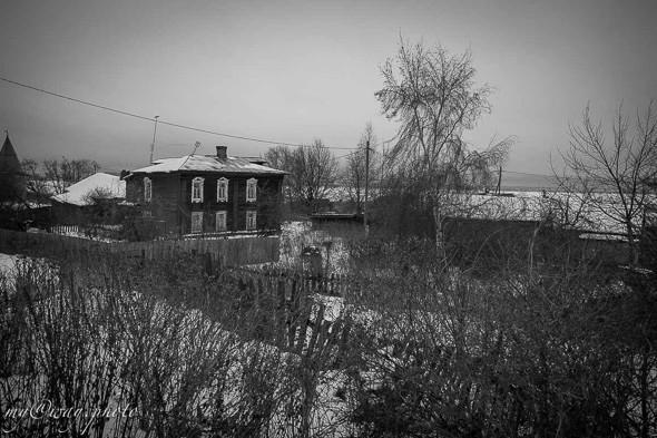 маленький город ярославской области