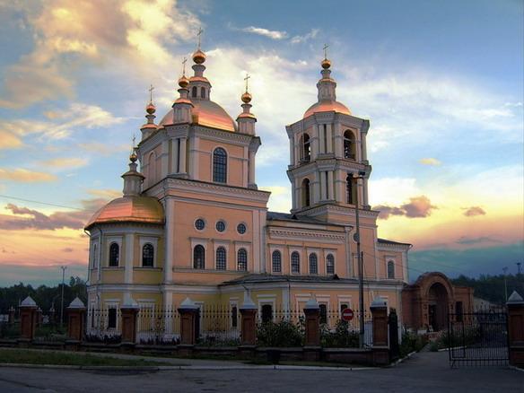 Новокузнецк. Фото