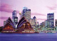 Сидней город в Австралии.