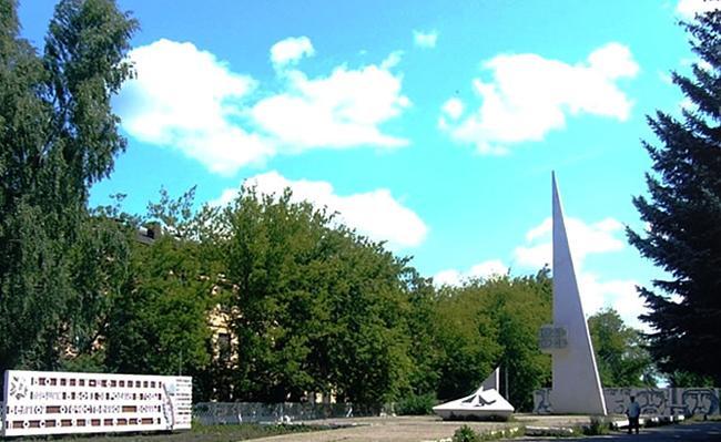 Мемориальный ансамбль воинам-щекинцам