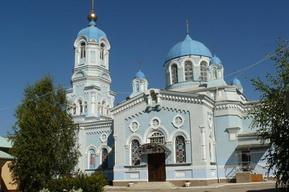 церковь саки