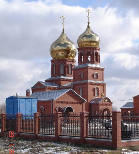 Свято-Пантелеимоновский храм