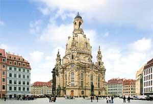 Главные достопримечательности немецкого города Дрезден