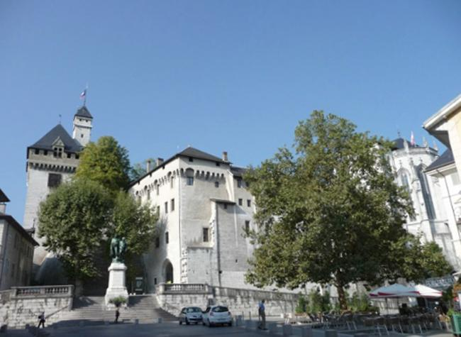 Замок герцогов Савойских