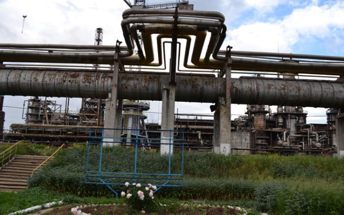 Комплекс Завода Минеральных Удобрений