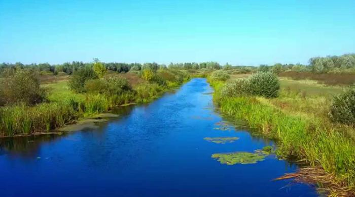 Река Икорец