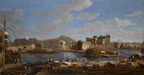 Бостон 18 века