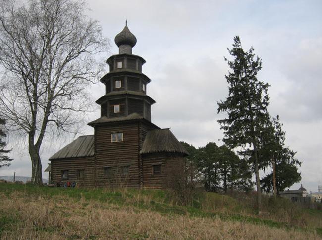 Старо-Вознесенская церковь