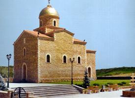 Церковь Святого Духа в Куфалья, село Прохома