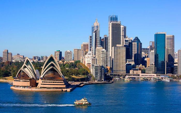 Описание Сиднея