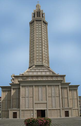 «Церковь Сен-Жозеф»
