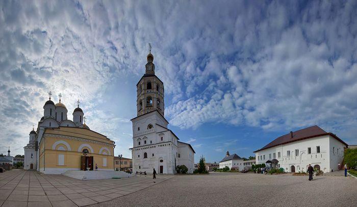 улицы Боровска