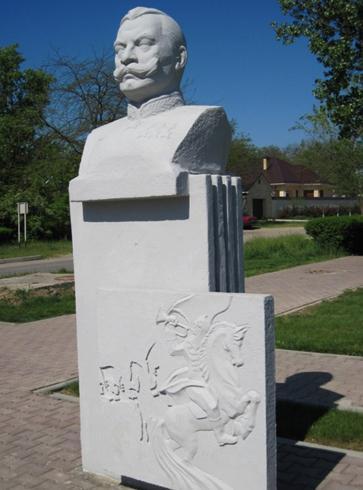 Памятник Буденному