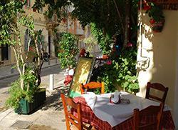 Кафе-ресторан, Керкира