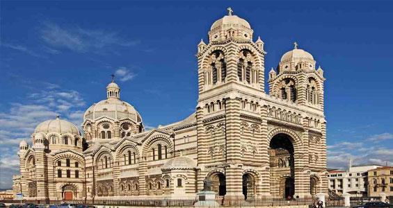 Кафедральный Собор, достопримечательность Марселя
