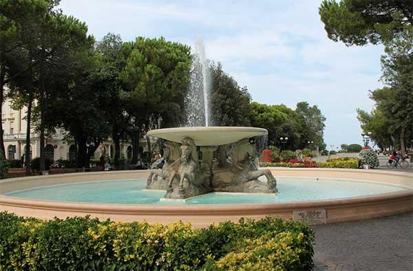 Достопримечательности города Римини в Италии