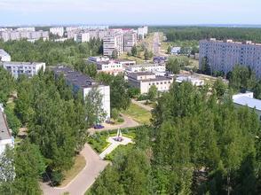 Город Радужный