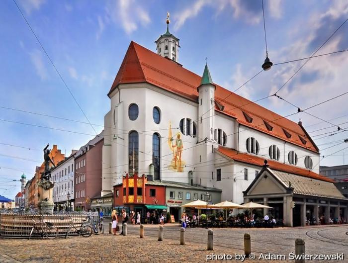 Церковь св. Морица