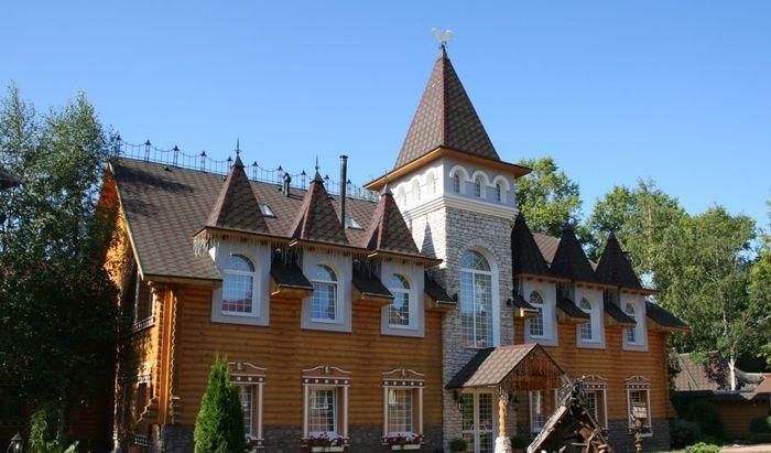 Отель Русский Дворик