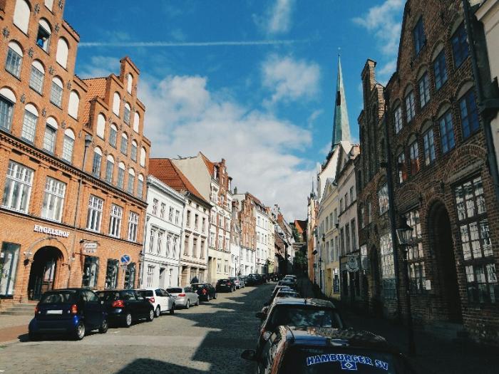 Улицы Любека