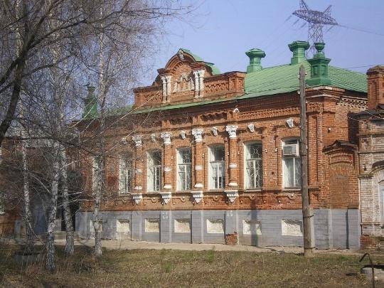 Усадьба купца Ермилина, Балаково