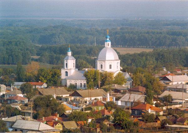 Покровская церковь, Урюпинск