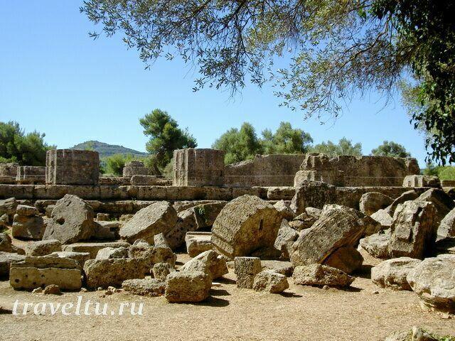 Древняя Олимпия 4