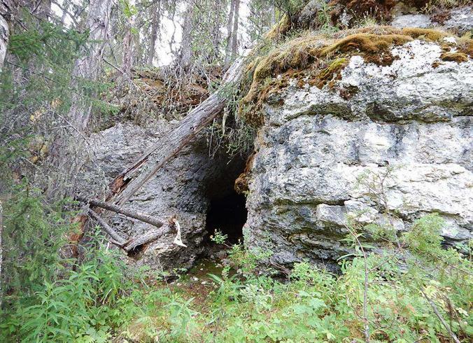 Эшмесская пещера