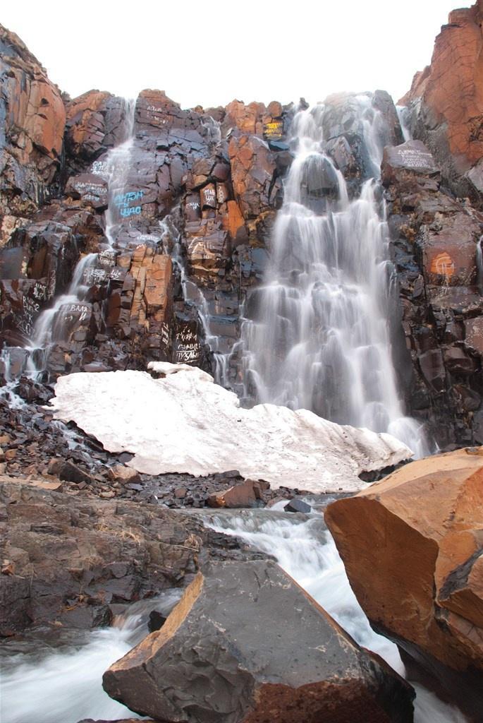 Ущелье «Красные камни», Норильск