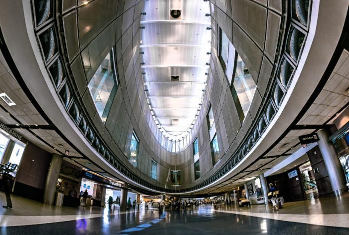 аэропорт Джорджа Буша-старшего