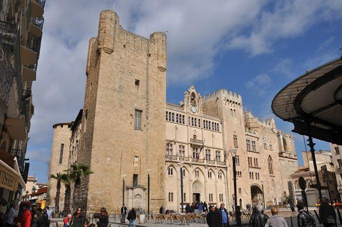 Архиепископский дворец, Нарбонна