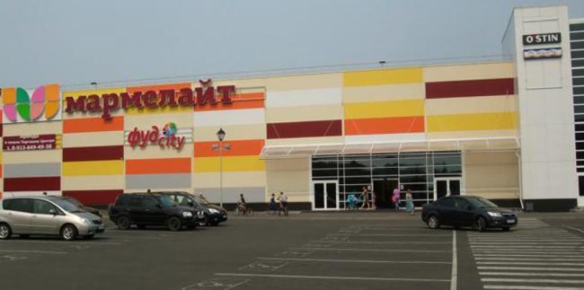 Торговый центр Мармелайт