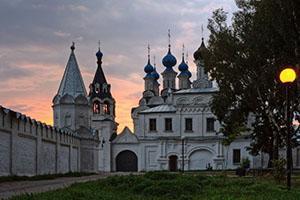 Благовещенский мужской монастырь в городе Муром