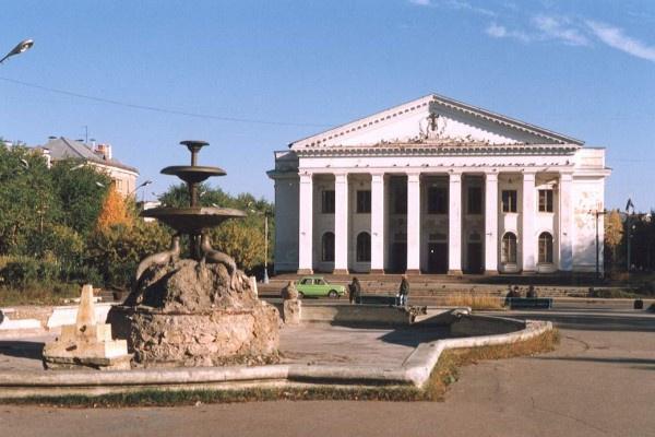 Драматический театр, Ухта