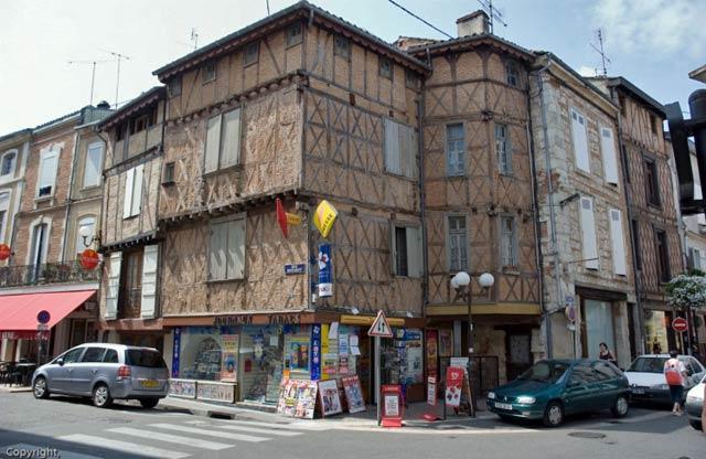 Ажен, франция, фото 4