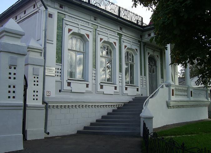 Картинная галерея имени П.И. Шолохова