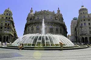 Фото и описание главных длостопримечательностей Генуи