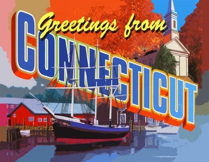 Штат Коннектикут США