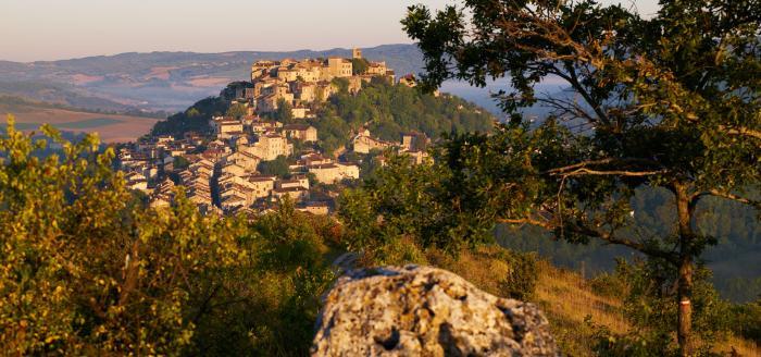 Cordes-sur-Ciel -Что посмотреть в окрестностях Альби (Albi), Франция - города и достопримечательности вокруг Альби, как добраться - расписание, цены. Путеводитель по Альби
