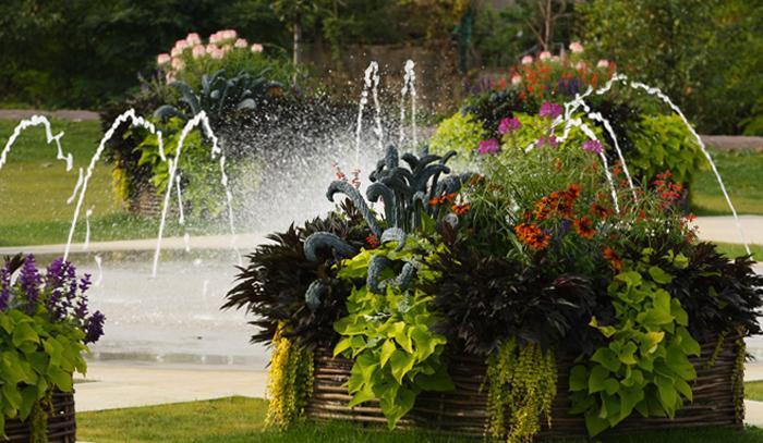 Ботанический сад «Le Jardin de l'Impossible»