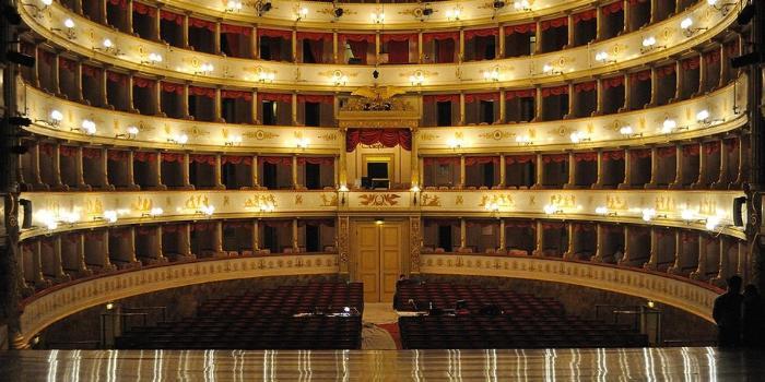 Городской театр Модены