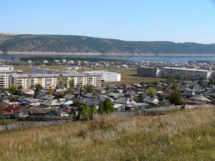 Город Свирск