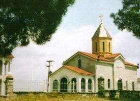 Церковь Пророка Илии в Неа Санта (ном Килкис)