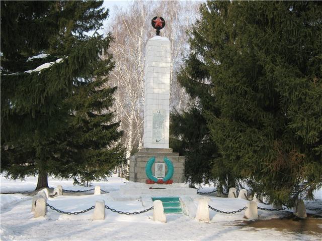 Памятник членам ревкома, Стерлитамак