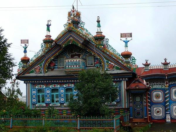 Самый красивый дом в России, Невьянск