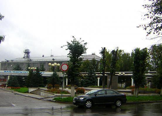 Завод купца Кольчугина