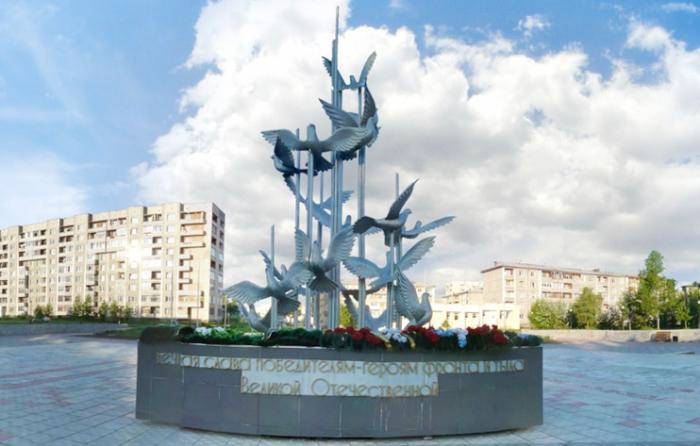 Голуби, Ангарск