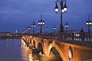 Мост Петра в Бордо